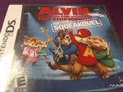 NINTENDO Nintendo Wii ALVIN AND THE CHIPMUNKS THE SQUEAKQUEL